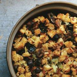 Chestnut, Prune, and Pancetta Stuffing recipe