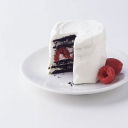 Chocolate Raspberry Icebox Cake recipe