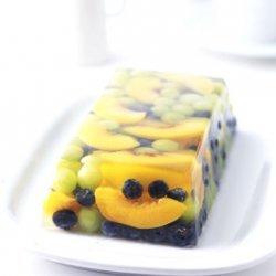 Prosecco and Summer Fruit Terrine recipe