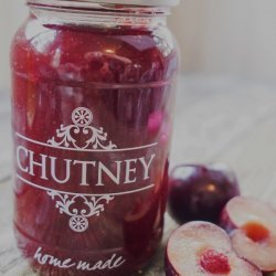 Plum Chutney recipe