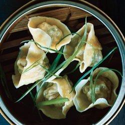 Pork and Chive Dumplings recipe
