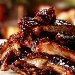 Barbecue Ribs in the Crock Pot recipe