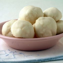 Cream Cheese Meltaways with Lemon Glaze recipe