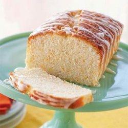 Orange Tea Cake recipe