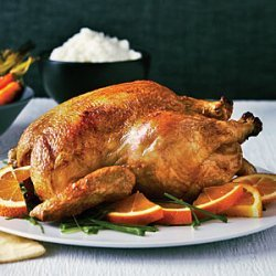 Best Brined Roast Chicken recipe
