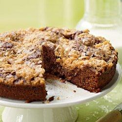 Sticky Date and Coconut Cake recipe