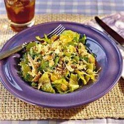 Noodle Chicken Salad recipe