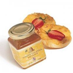 Truffle Honey on Cheese Muffins recipe