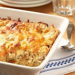 Easy Cheesy Potato Casserole recipe