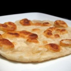Homemade Flat Bread recipe