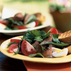 Summer Steak Salad recipe