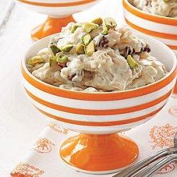 Vanilla-Chai Rice Pudding recipe