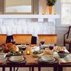Roast Turkey with Classic Pan Gravy recipe