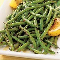 Green Beans with Lemon Oil recipe