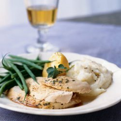 Chicken with Citrus recipe