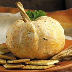 Pumpkin Patch Cheese Ball recipe