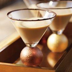 Chocolate Cream Martini recipe