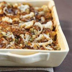 Cauliflower and Fennel Gratin recipe