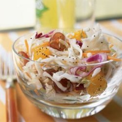Poppy Seed Fruited Slaw recipe