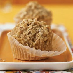 Banana Nut Muffins with Oatmeal Streusel recipe