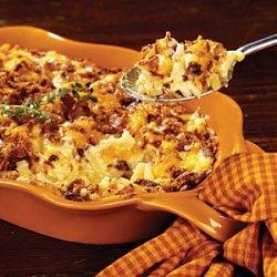 Country Potato Bake recipe