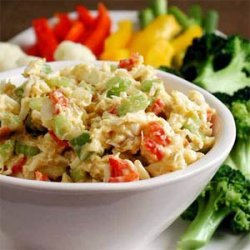 Curried Crab Spread recipe