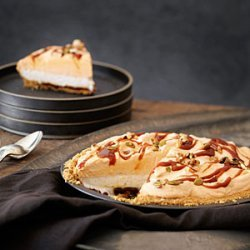Pumpkin Caramel Ice Cream Pie recipe