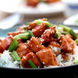 Spicy Chicken and Rice recipe