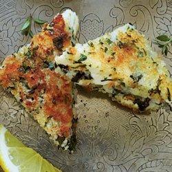 Grits Spanakopita recipe