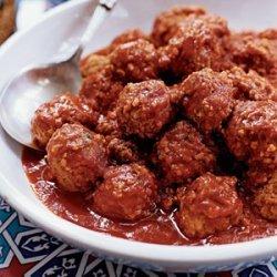 Lamb Meatballs in Tomato Sauce recipe