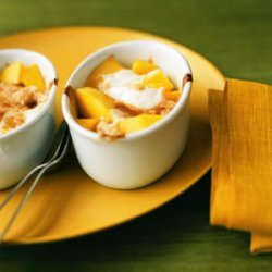 Mango Gratin recipe