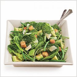 Green Salad with White Wine Vinaigrette recipe