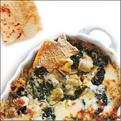 Artichoke, Spinach, and White Bean Dip recipe