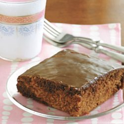 Chocolate Cola Cake with Cola Frosting recipe