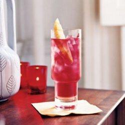 Hibiscus Mocktini recipe