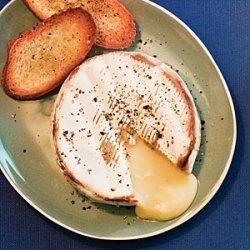 Quick Cheese Fondue recipe