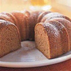 Butterscotch Bundt Cake recipe