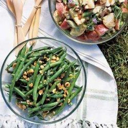 Potato Salad with Artichokes and Asparagus recipe