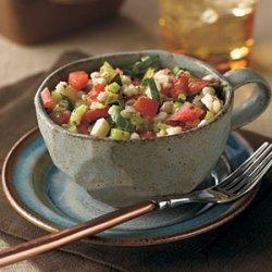 Barley  Pasta  Salad recipe