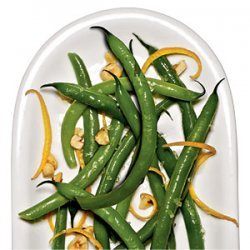 Green Beans with Orange and Hazelnuts recipe
