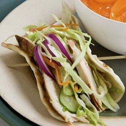 Chicken Lavash Wraps recipe