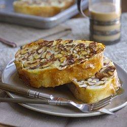 Almond Ciabatta French Toast recipe