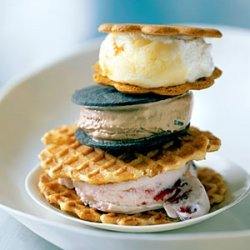 Ice Cream Sandwiches recipe