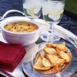 Hot Crab and Artichoke Dip recipe