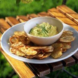 Curried Vegetable Dip recipe