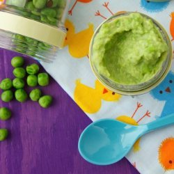 Fresh Pea Hummus recipe