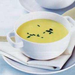 Fresh Corn Soup recipe