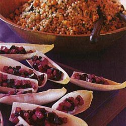 Israeli Couscous with Roasted Butternut Squash and Preserved Lemon recipe