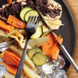 Chicken With Olive Tapenade recipe