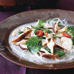 Thai Chicken-Coconut Soup recipe